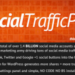 Social Traffic Pop for wordpress 2013 PRO plugin